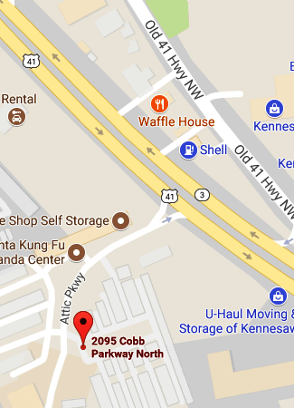 Company Location in Kennesaw GA